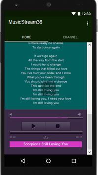 Scorpions Music&Lyrics screenshot 2