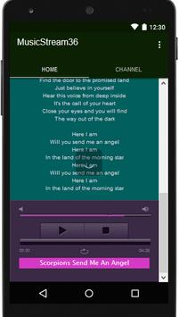 Scorpions Music&Lyrics screenshot 3