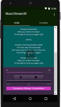 Scorpions Music&Lyrics screenshot 4