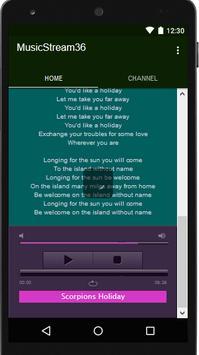 Scorpions Music&Lyrics screenshot 6
