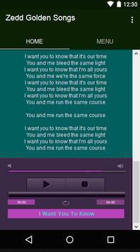 Zedd Music & Lyrics screenshot 3