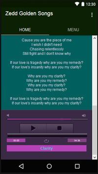 Zedd Music & Lyrics screenshot 2