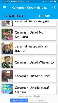 Kumpulan Ceramah Islam Lengkap screenshot 2