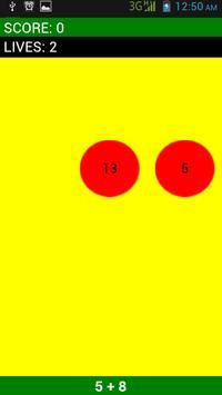 Math Bubble screenshot 3