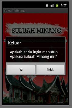 Suluah Minang apk screenshot