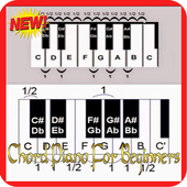Chord Piano For Beginners icon