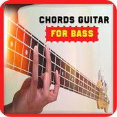 Chords Guitar For Bass icon