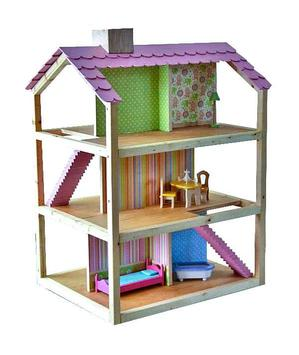 DIY Doll House Simple Design poster