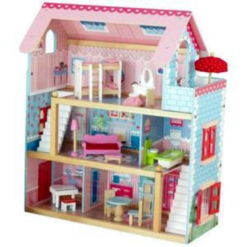 DIY Doll House Simple Design screenshot 2
