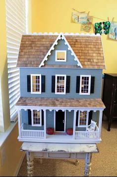 DIY Doll House Simple Design screenshot 3