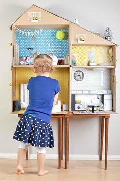 DIY Doll House Simple Design screenshot 4