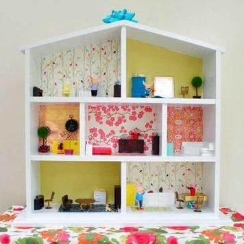 DIY Doll House Simple Design screenshot 5