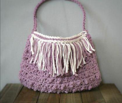 Knitted Bag Pattern Ideas screenshot 1