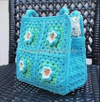 Knitted Bag Pattern Ideas screenshot 2