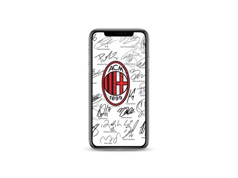 Ac Milan Wallpaper screenshot 1