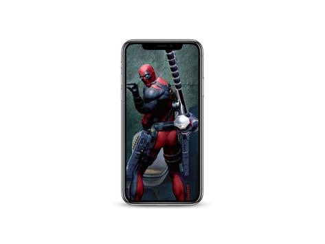 Deadpool Wallpaper screenshot 3