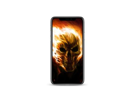 Ghost Rider Wallpaper screenshot 2