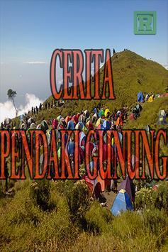 Cerita Pendaki Gunung poster