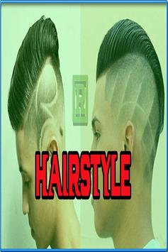 Style Rambut Pendek Pria poster
