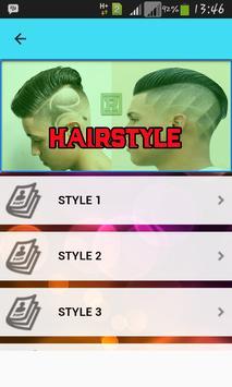 Style Rambut Pendek Pria screenshot 2