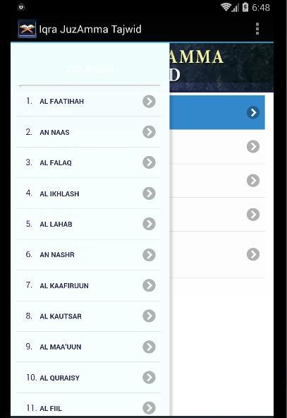 Iqra Juz Amma Dan Tajwid For Android Apk Download