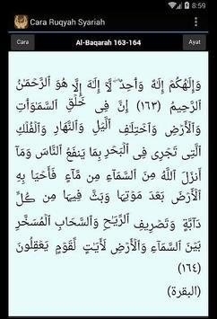 Cara Ruqyah Syariah apk screenshot