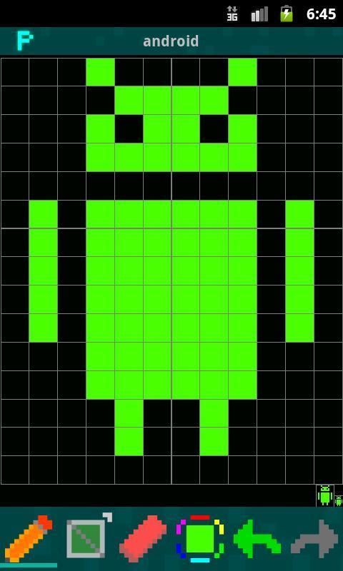 images?q=tbn:ANd9GcQh_l3eQ5xwiPy07kGEXjmjgmBKBRB7H2mRxCGhv1tFWg5c_mWT Pixel Art 1 @koolgadgetz.com.info