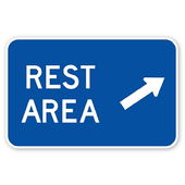 Rest Area Finder icon