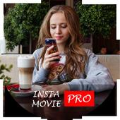 InstaMovies Pro - Easy Video Downloader icon