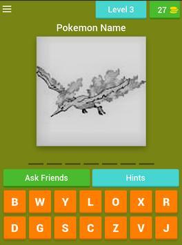 Pokemon Quiz screenshot 16