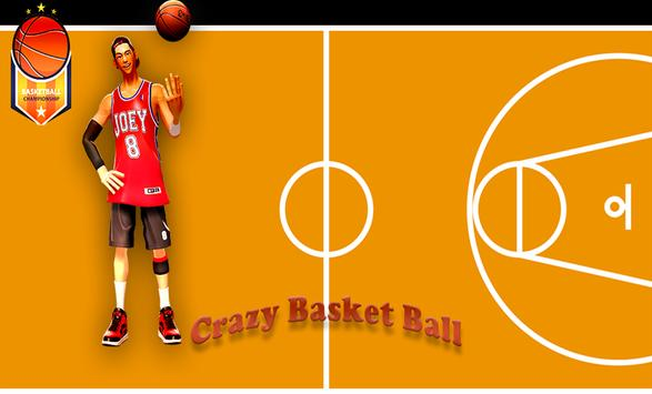 Ultimate Crazy Basket Ball Escape screenshot 4