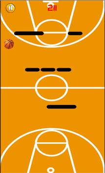 Ultimate Crazy Basket Ball Escape screenshot 1