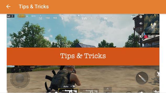 Guide for PlayerUnknown's BattleGrounds screenshot 1