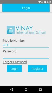 Vinay International School poster