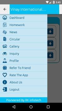 Vinay International School apk screenshot