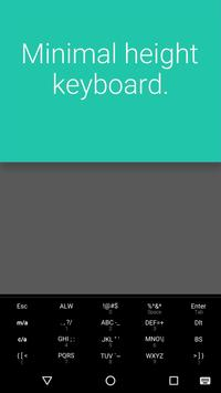 QuickFlick Keyboard poster
