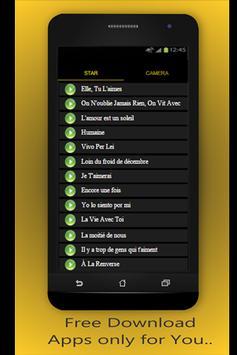 Best Lyrics Hélène Segara screenshot 1