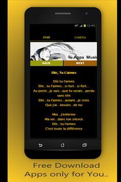 Best Lyrics Hélène Segara screenshot 2