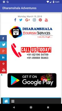 Dharamshala Adventures poster