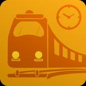 Delhi Metro Rails icon