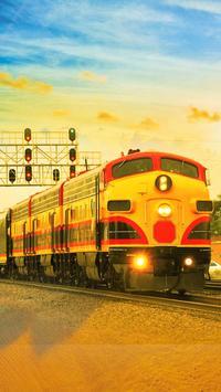 Offline Hyderabad MMTS Trains poster