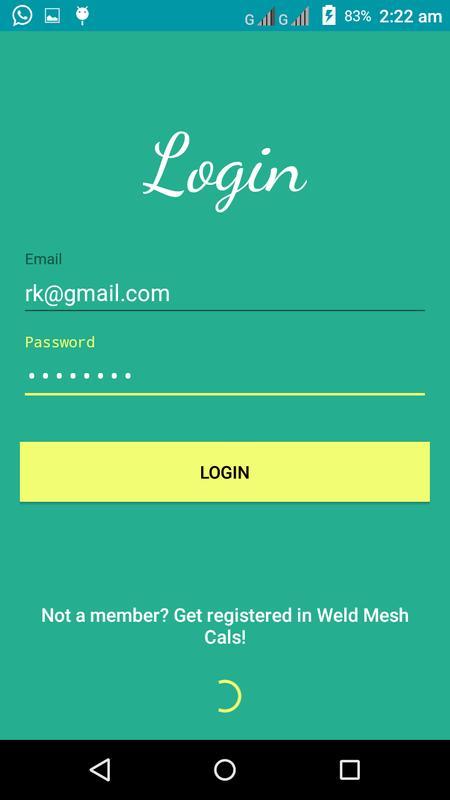 Weld Mesh Calculator Descarga APK - Gratis Productividad Aplicación ...