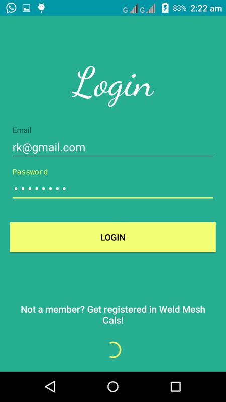 Weld Mesh Calculator APK Download - Free Productivity APP for ...