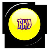 RKO Randy Orton Button icon