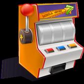 Social Media Slot Machine icon