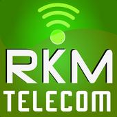 RKM Telecom Dialer icon
