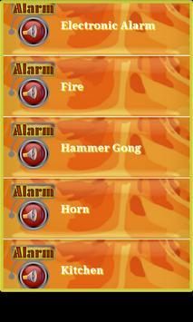 Alarm Sounds Effects apk screenshot