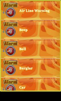 Alarm Sounds Effects poster
