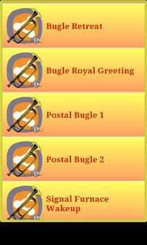 Bugle Sounds Effects apk screenshot