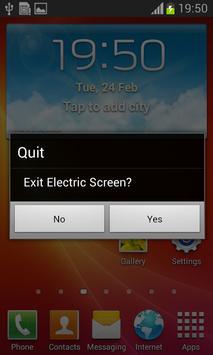 Prank Electric Screen screenshot 3